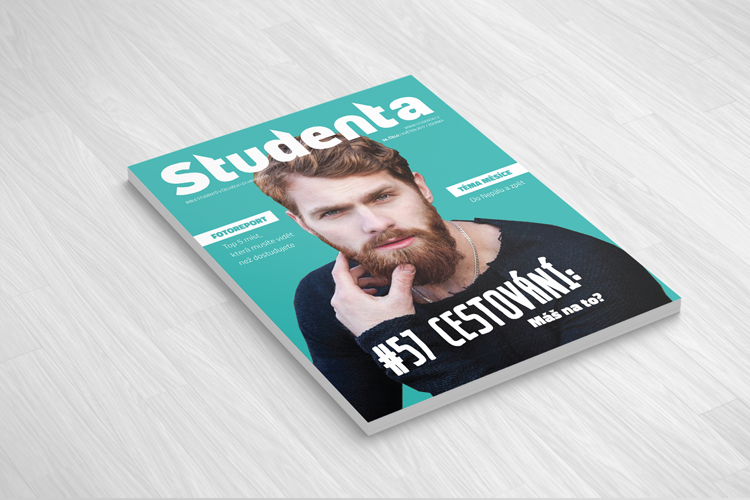 Facelift magazínu Studenta
